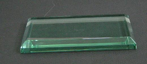 Glass base